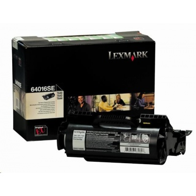 LEXMARK toner BLACK 58D2U0E return MS72x/MS82x/MX72x/MX82x 55000str. corporate