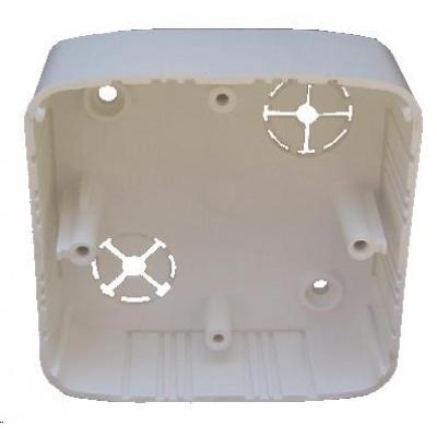 Tango - Instalační krabice na omítku, jednoduchá, 28mm
