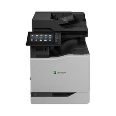 LEXMARK tiskárna CX860de A4 COLOR LASER, 57ppm, 2048MB USB, LAN, duplex, dotykový LCD