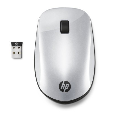 HP Z4000 PSilver Wireless Mouse - MOUSE