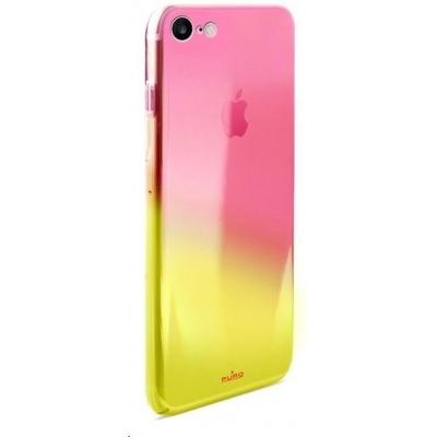 """Puro zadní kryt """"Hologram"""" pro Apple iPhone 7/7s, oranžová"""