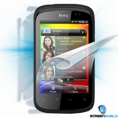 ScreenShield fólie na celé tělo pro HTC Explorer (Pico)