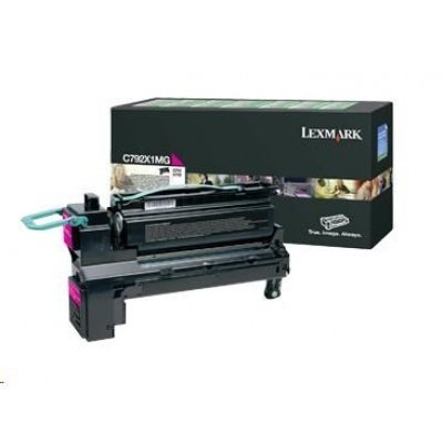 LEXMARK Magenta toner pro C792 z programu Lexmark Return (20 000 stran)