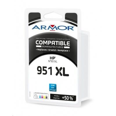 ARMOR cartridge pro HP OJ 8100/8600, Cyan (CN046AE)