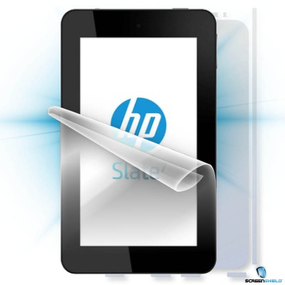 ScreenShield fólie na celé tělo pro HP Slate 7