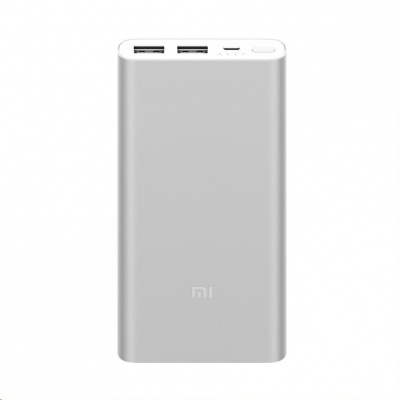10000mAh Mi Power Bank 2S (Silver) - bazar, rozbaleno