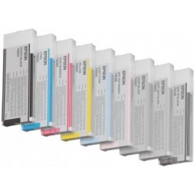 EPSON ink čer Stylus PRO 4000/4400/4450/4800/48807600/9600 - Matte (220ml)