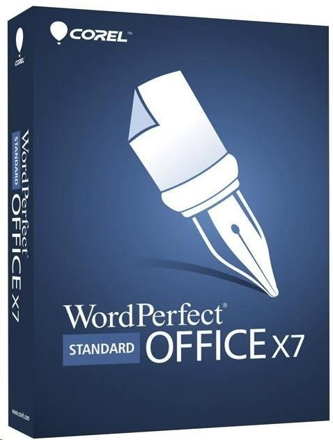 WordPerfect Office Standard Maint (2 Yr) EN Lvl 3 (25-99) ESD