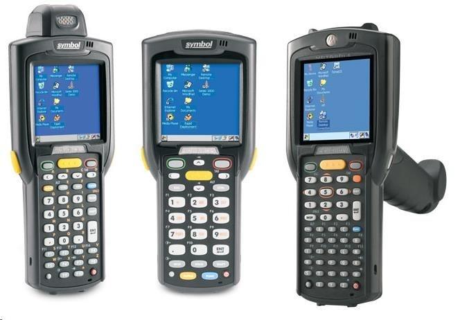 Motorola/Zebra Terminál MC3200WLAN, BT, cihla, 2D, 28 key, 2X, Windows CE7, 512/2GB, prohlížeč