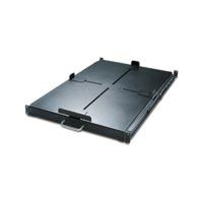 APC Sliding Shelf - 200lbs/91kg Black
