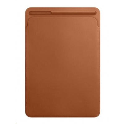 APPLE Leather Sleeve for iPad Pro 10.5'' - Saddle Brown