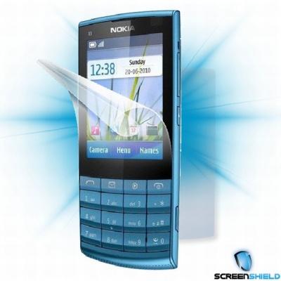 ScreenShield fólie na celé tělo pro Nokia X3-02