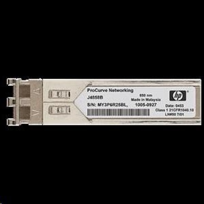 HPE X121 1G SFP LC LX HP refurbished transceiver J4859CR