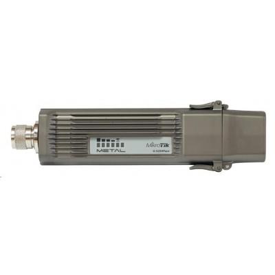 MikroTik RouterBOARD Metal 52 ac, 720MHz CPU, 64MB RAM, 1x LAN, integr. 2.4/5GHz Wi-Fi, 802.11b/g/a/n/ac, vč. L4