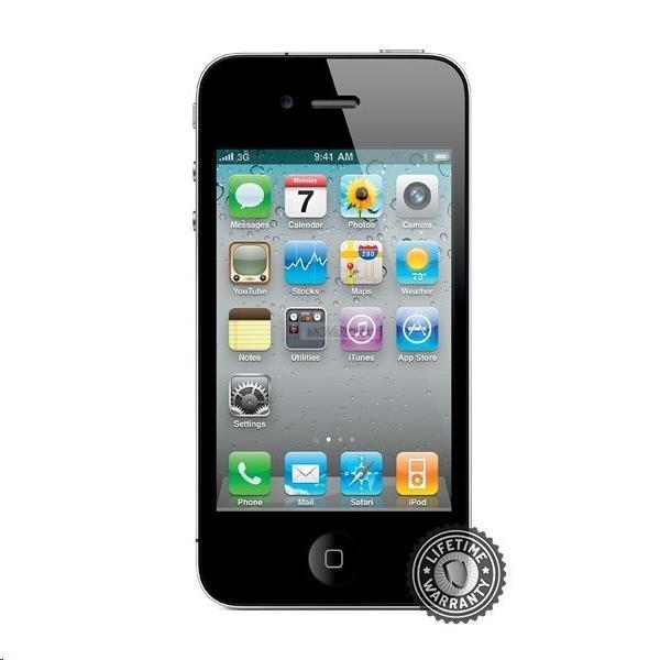 ScreenShield ochrana displeje Tempered Glass pro Apple iPhone 4/4S