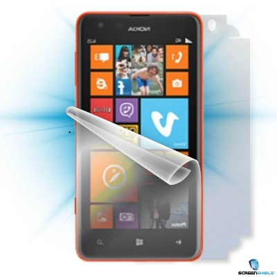 ScreenShield fólie na celé tělo pro Nokia Lumia 625