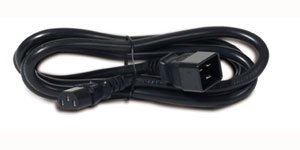 APC Power Cord C13 naar C20,2.1m,10A