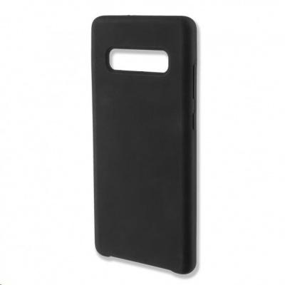 4smarts zadní kryt CUPERTINO pro Samsung Galaxy S10+, černá