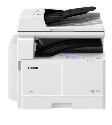 Canon imageRUNNER 2206iF   A3 tisk, kopírování, skenování, odesílání a fax,22 strA4 /min  čb, DADF, LAN + duplex zdarma