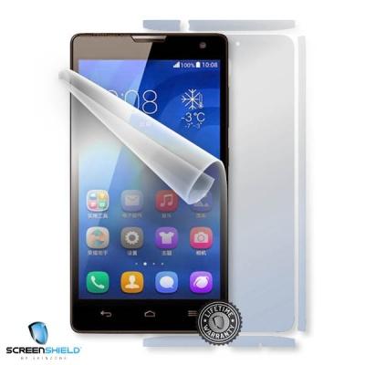 ScreenShield fólie na celé tělo pro HUAWEI G750