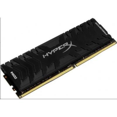 DIMM DDR4 8GB 3600MHz CL17 XMP KINGSTON HyperX Predator RGB