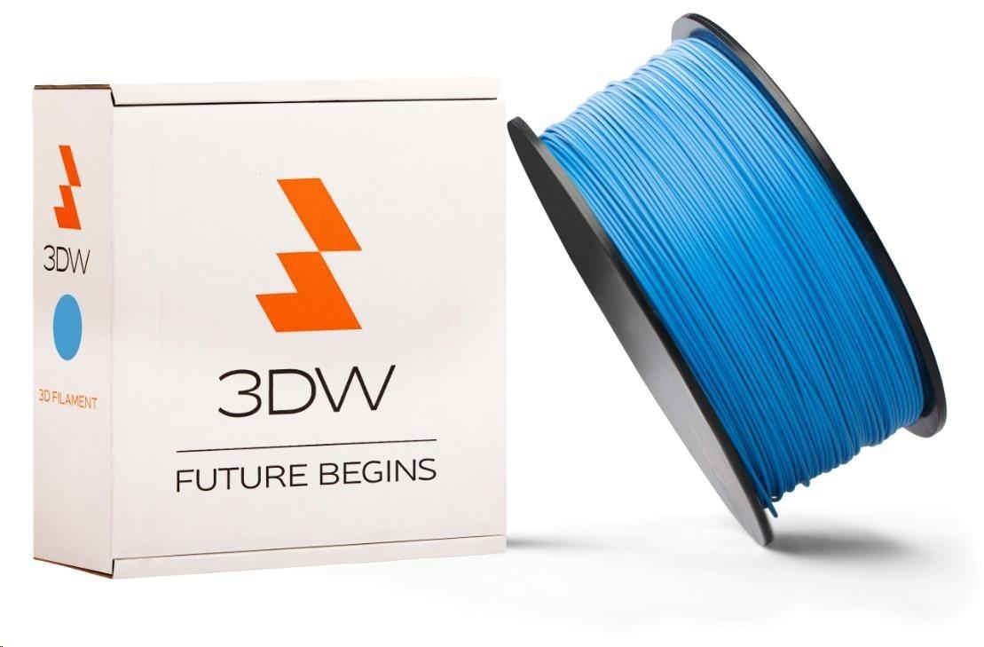 3DW ARMOR - PLA filament, průměr 1,75mm, 1kg, modrá