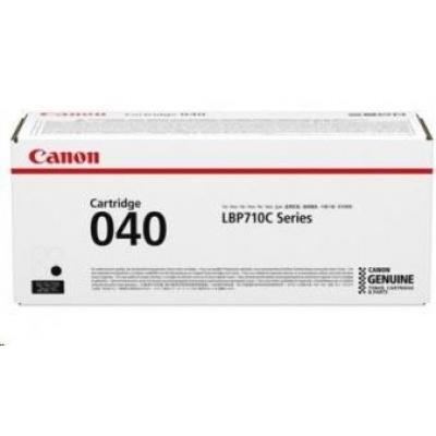 Canon LASER TONER  CRG-040HBK
