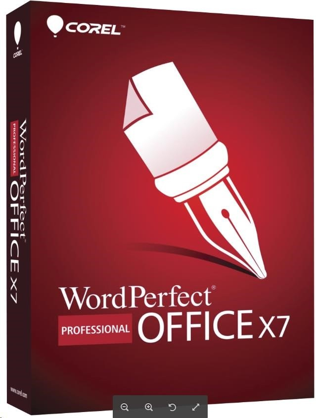 WordPerfect Office Professional Maint (2 Yr) Single User ML) ESD