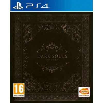 PS4 hra Dark Souls Trilogy
