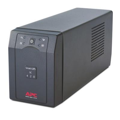 APC Smart-UPS SC 420VA 230V (260W)