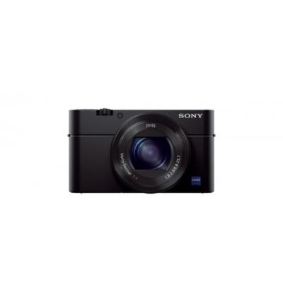 SONY DSC-RX100 III Cyber-Shot 20.2MPix, 2.9x zoom - černý