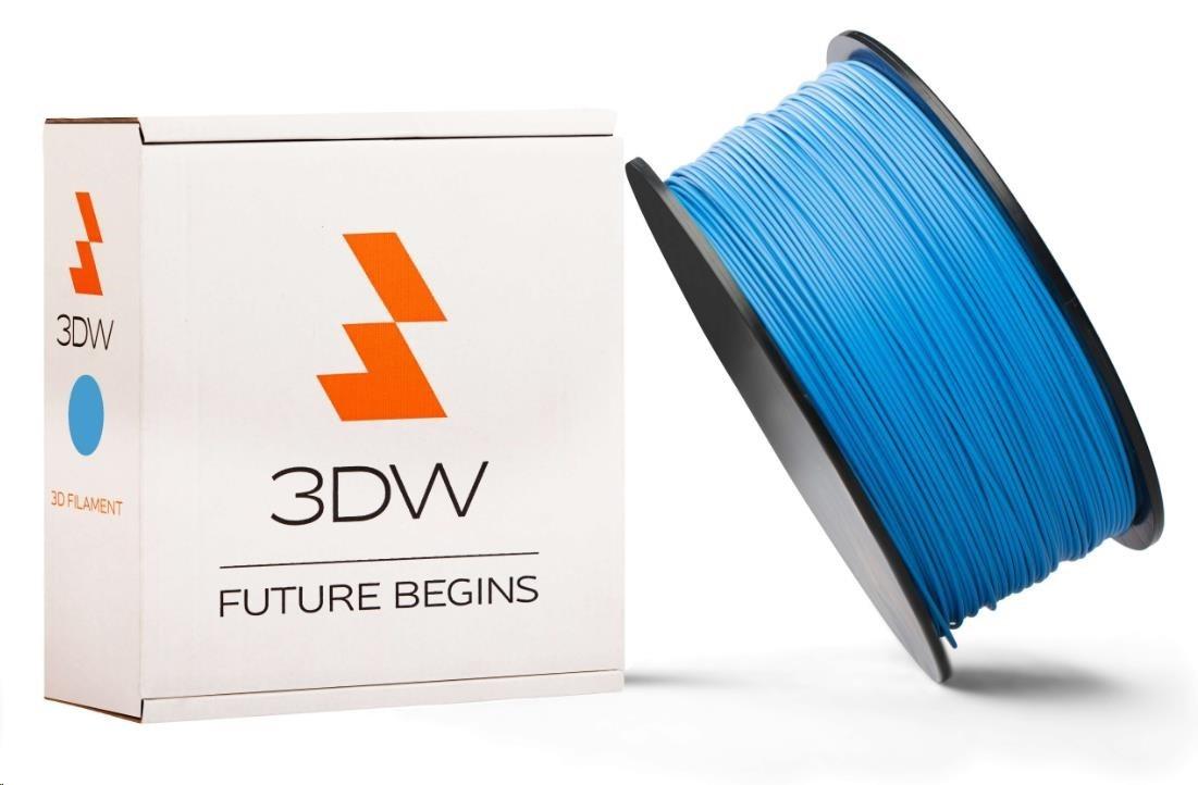 ABS 3DW ARMOR filament, průměr 2,9mm, 1Kg, Modrá