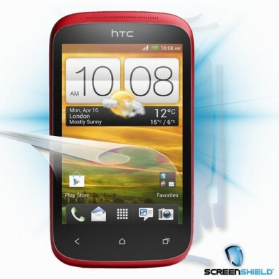 ScreenShield fólie na celé tělo pro HTC Desire C
